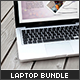 Laptop Screen Mockup Bundle - GraphicRiver Item for Sale