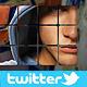 Square Twitter Profile Cover - GraphicRiver Item for Sale