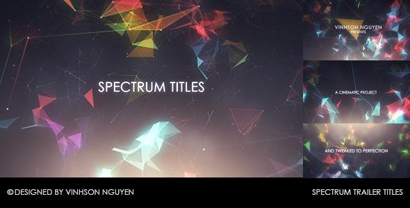 Spectrum Trailer Titles