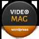 VideoMag - Powerful Video WordPress Theme - ThemeForest Item for Sale