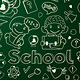 School Backgrounds Set - GraphicRiver Item for Sale