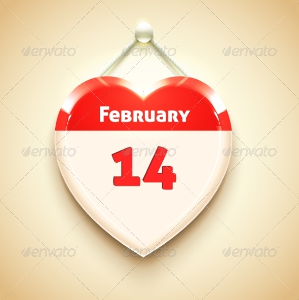 Valentine App Icon Heart