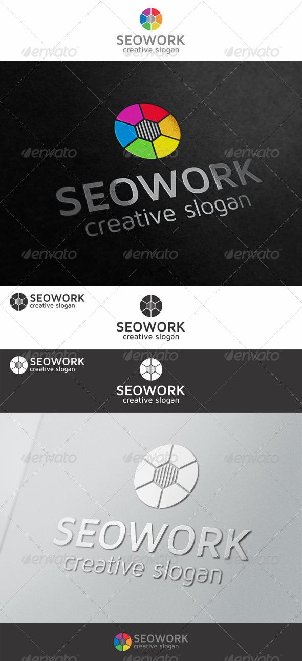 SEO Work Logo