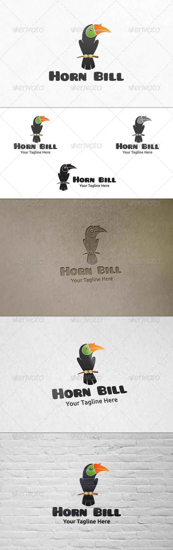 Hornbill - Logo Template
