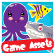 In The Sea Game Assets  - GraphicRiver Item for Sale