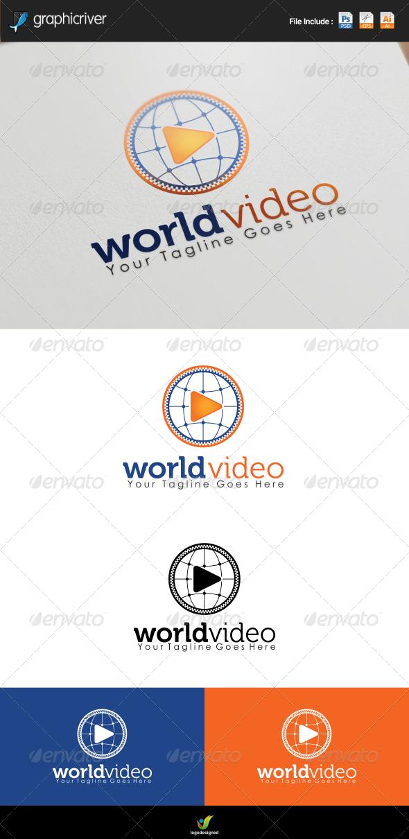 World   Video   Play Logo