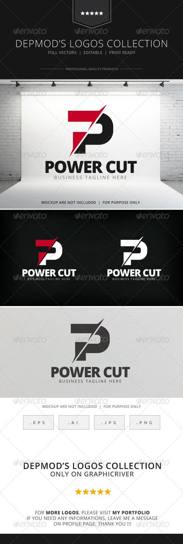 Power Cut Logo