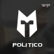 Politico: Responsive Political Campaign WP Theme - ThemeForest Item for Sale
