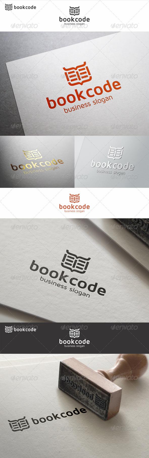 Book Code Logo