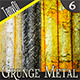 Grunge Metal Textures - GraphicRiver Item for Sale