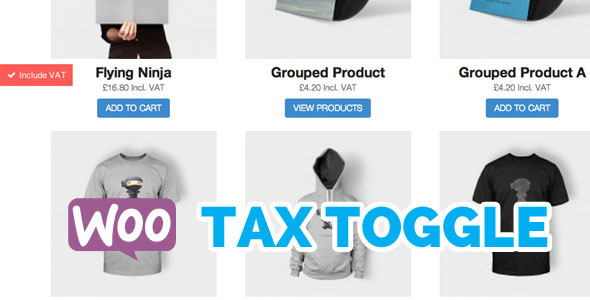 WooCommerce Tax Toggle Download