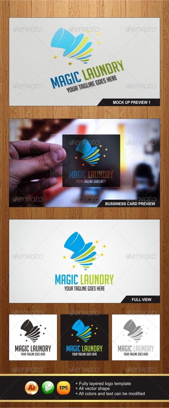 Magic Laundry Logo