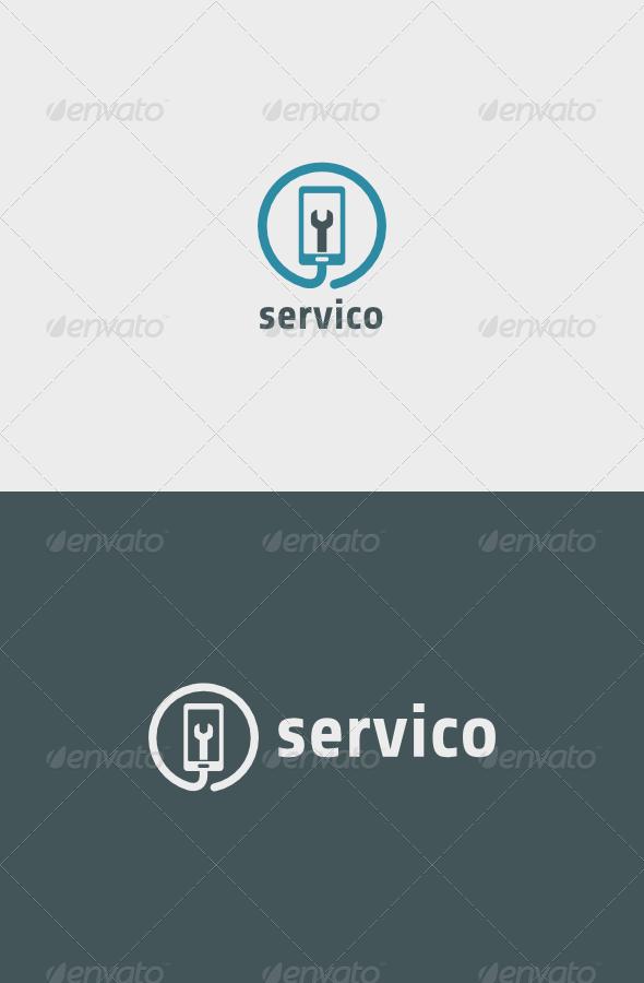 Mobile Servico Logo