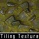 Grassy Stone Road Tile 02 - 3DOcean Item for Sale