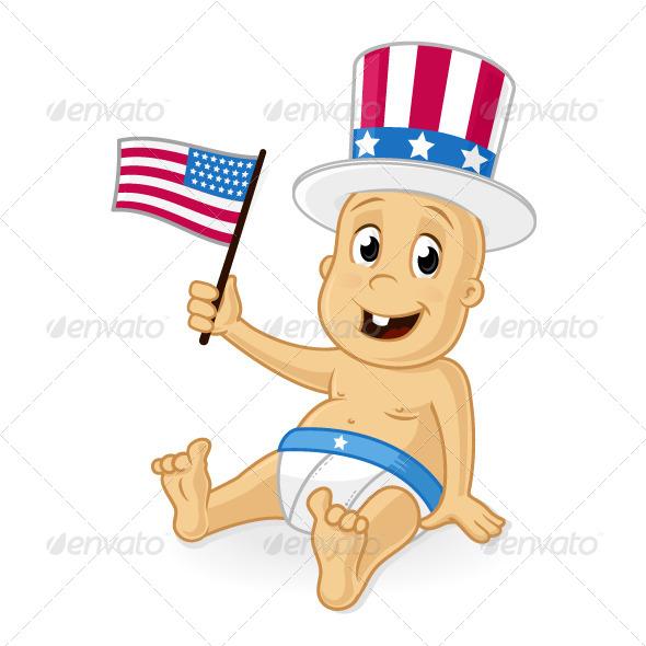 Baby Patriot