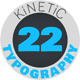 Kinetic Typo Storyteller - VideoHive Item for Sale