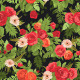 Seamless Rose Pattern - GraphicRiver Item for Sale