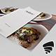 Elegant Restaurant Menu 06 - GraphicRiver Item for Sale