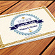 Wedding Save the Date Card - Beach Themed 02 - GraphicRiver Item for Sale