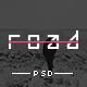 Road - Fullscreen Mutipurpose PSD Template - ThemeForest Item for Sale