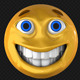 Smiley 3d Model - 3DOcean Item for Sale