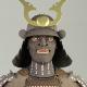Samurai 3d model - 3DOcean Item for Sale
