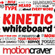 Kinetic Whiteboard - VideoHive Item for Sale