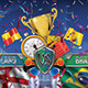 Brazil Football Cup 2014 Soccer Poster - GraphicRiver Item for Sale
