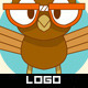 Nerdy Owl - GraphicRiver Item for Sale