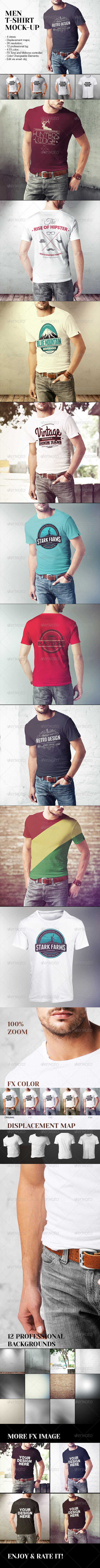 Graphicriver | Men T-Shirt Mock-Up Free Download free download Graphicriver | Men T-Shirt Mock-Up Free Download nulled Graphicriver | Men T-Shirt Mock-Up Free Download