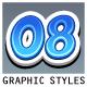 Illustrator Graphic Styles 08