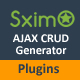 Laravel CMS  - Ajax CRUD Plugins - CodeCanyon Item for Sale