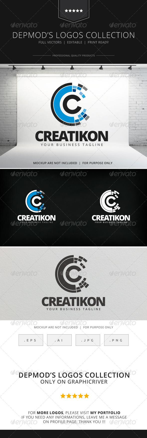 Creatikon Logo