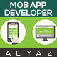Mobile App Developer Intro - VideoHive Item for Sale