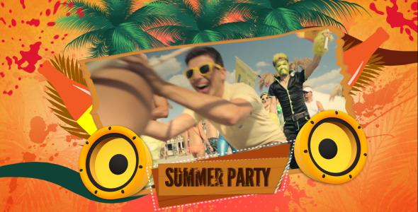 Summer/Beach Party
