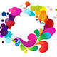 Abstract Colorful Explode - GraphicRiver Item for Sale