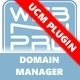 UCM Plugin: Domain Manager - CodeCanyon Item for Sale