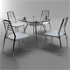 table and chair 9 - 3DOcean Item for Sale