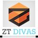 ZT Divas multi-purpose joomla template - ThemeForest Item for Sale