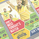 World Soccer Cup Flyer - GraphicRiver Item for Sale