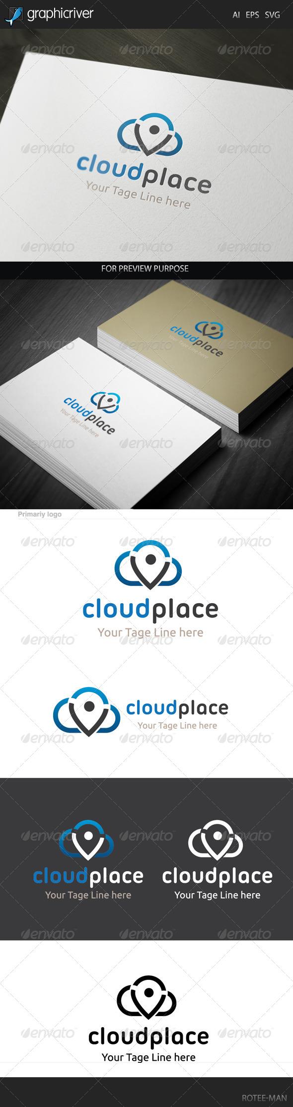 Cloud Place Logo
