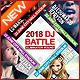 DJ NightClub Flyer Volume 2 - GraphicRiver Item for Sale
