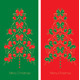 Set Vector Christmas Greeting Card - GraphicRiver Item for Sale