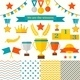 Trophy and Winners Icons Set.  - GraphicRiver Item for Sale