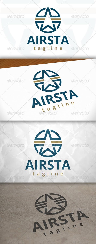 Air Star Logo
