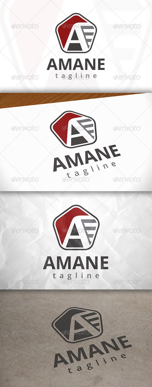 Amane Logo