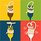 Eat Noodles - GraphicRiver Item for Sale