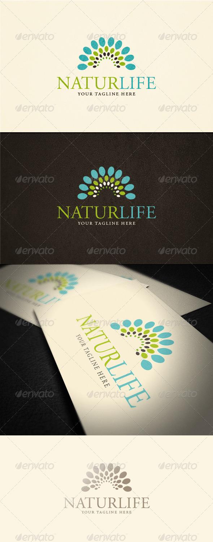 Naturlife Logo Template