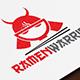 Ramen Warior Logo - GraphicRiver Item for Sale
