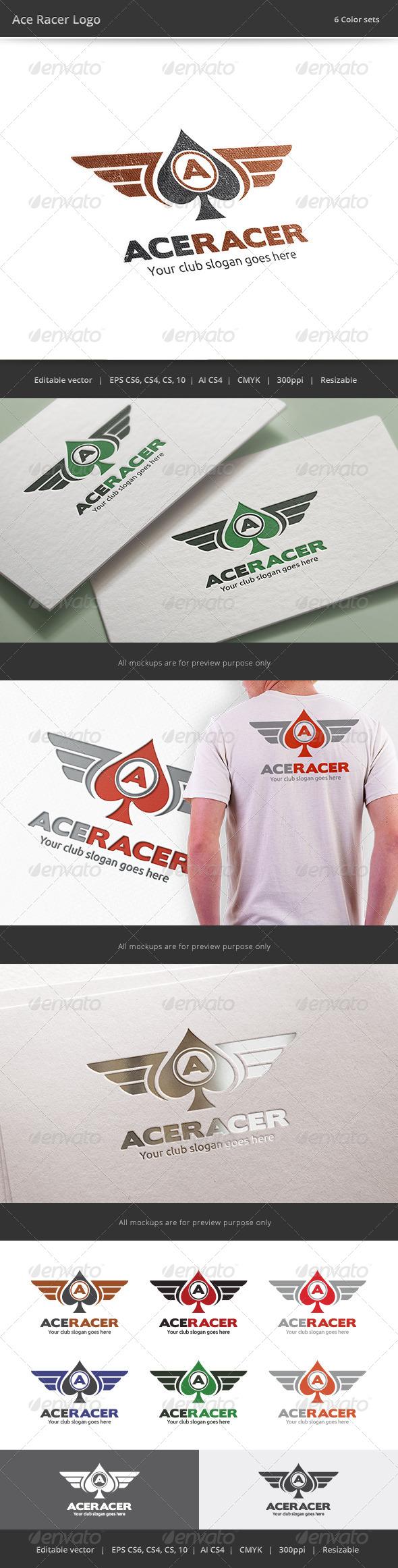 Ace Racer Logo